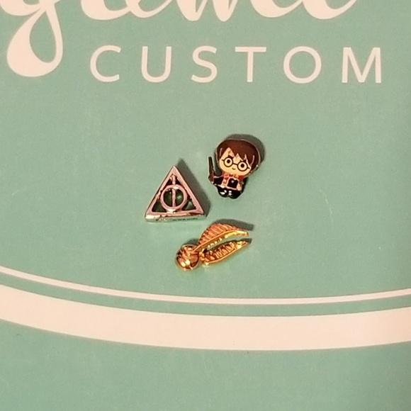 Origami Owl Jewelry Harry Potter Charm Set Poshmark